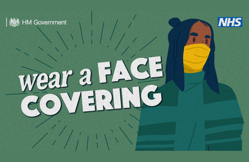 Face coverings to become mandatory on public transport | Scott Benton