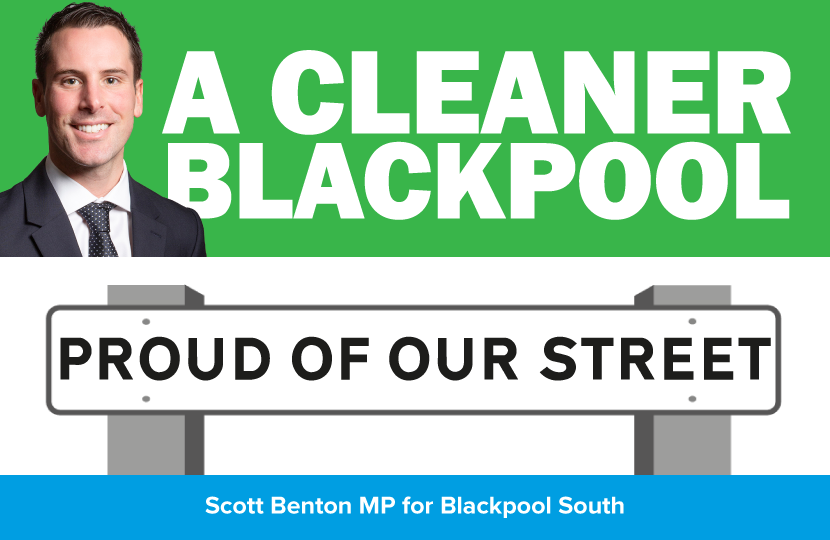 A cleaner Blackpool