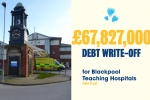 NHS Trust debt written off