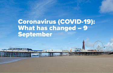 Covid-19 - what has changed?
